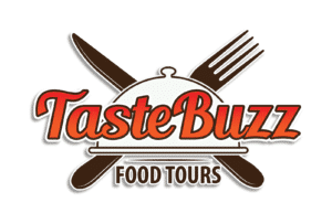 Taste Buzz Food Tours Logo