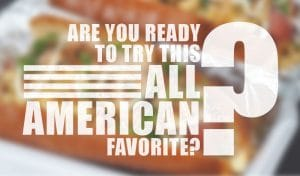 All American Favorite Food