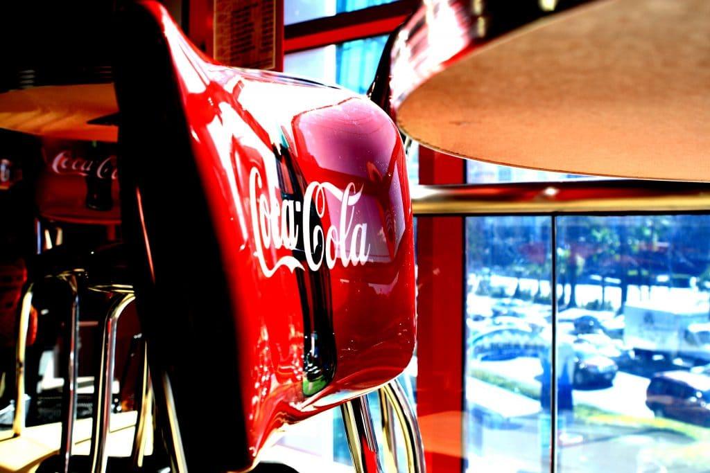 Coca Cola Store Vegas