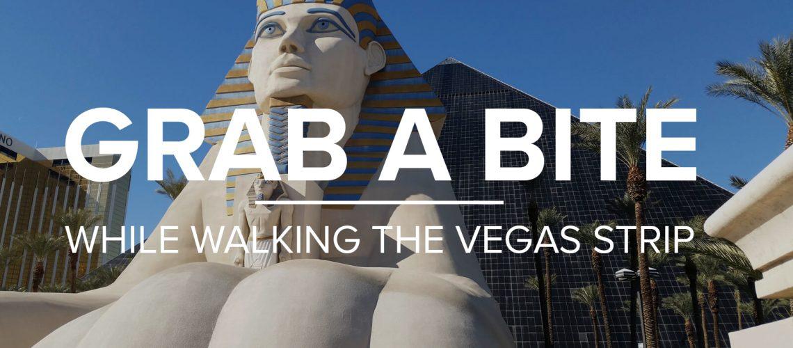 Foot Tours Around Luxor Hotel Vegas